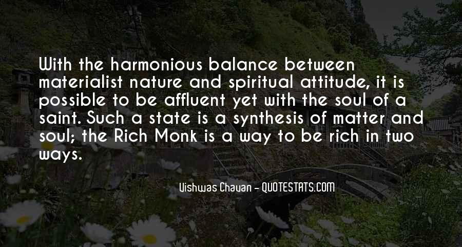 Quotes About Balance And Life #161594
