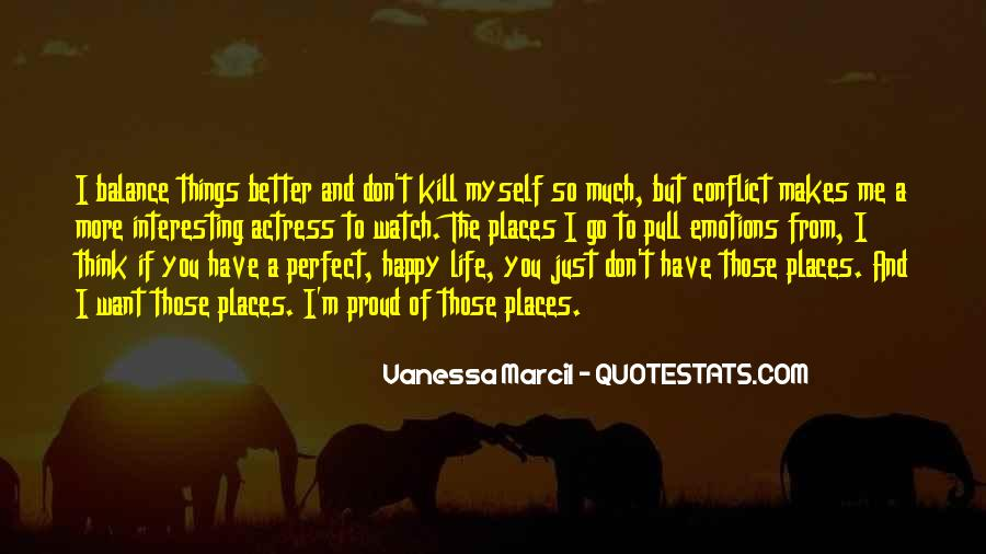 Quotes About Balance And Life #223657