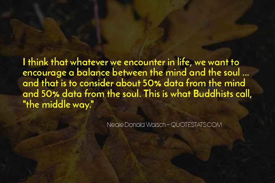 Quotes About Balance And Life #360157