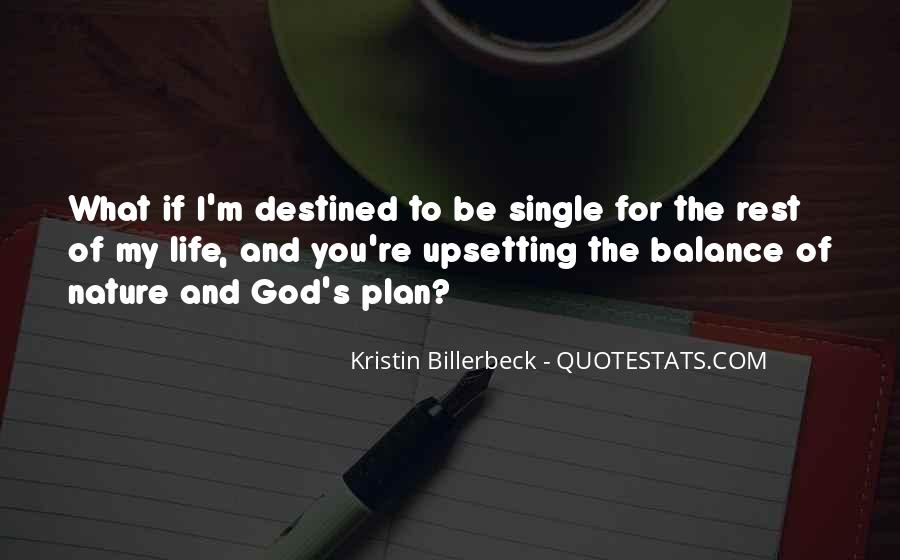 Quotes About Balance And Life #360782