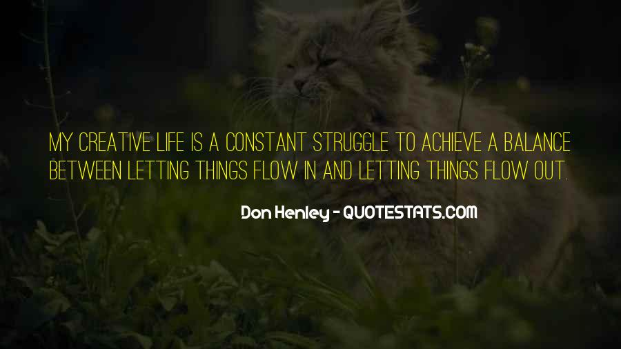 Quotes About Balance And Life #428153