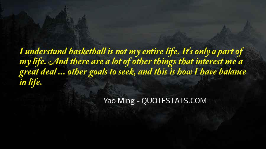 Quotes About Balance And Life #429337