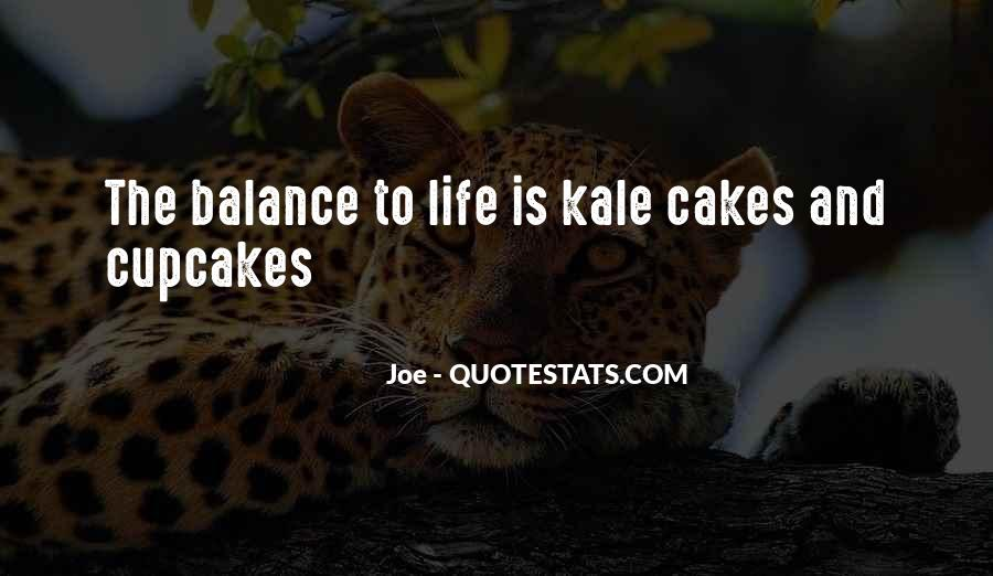 Quotes About Balance And Life #65744