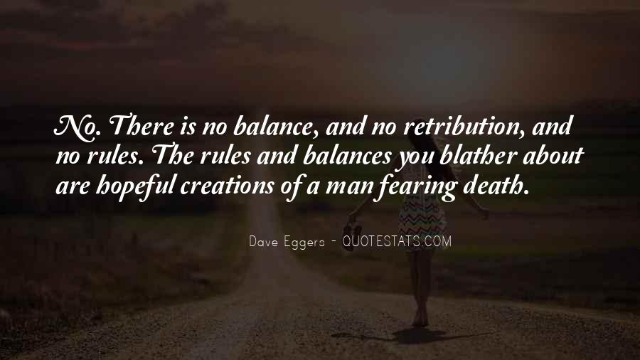 Quotes About Balance And Life #78062