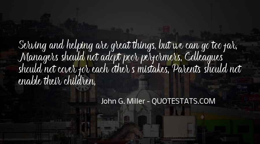 Quotes About Parents Who Enable #1153224