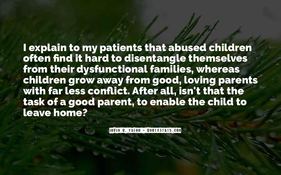Quotes About Parents Who Enable #61530