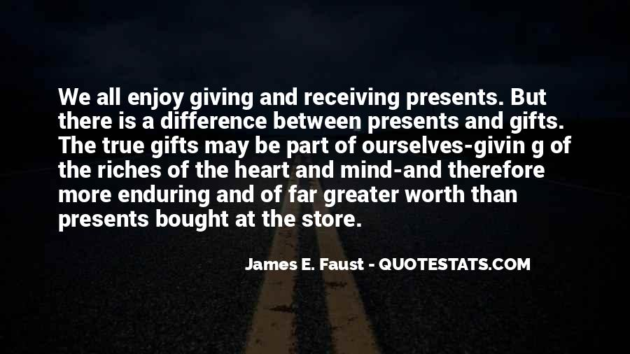Quotes About Giving Gifts On Christmas #1498804