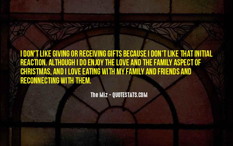 Quotes About Giving Gifts On Christmas #86415