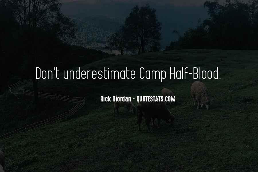 Quotes About Underestimate Someone #115311