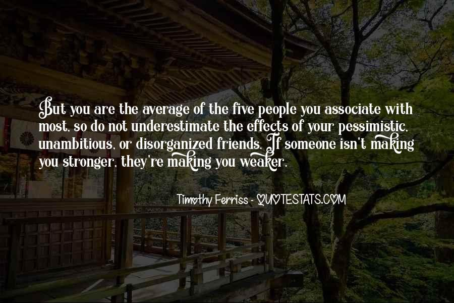 Quotes About Underestimate Someone #1282695