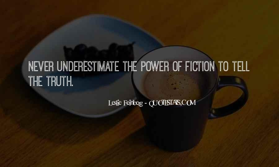 Quotes About Underestimate Someone #150207