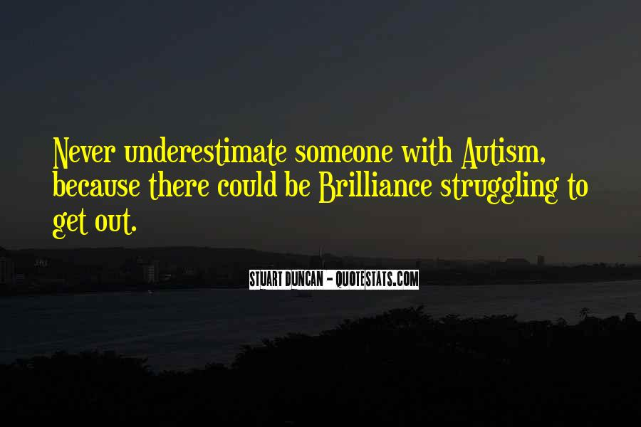 Quotes About Underestimate Someone #1569934
