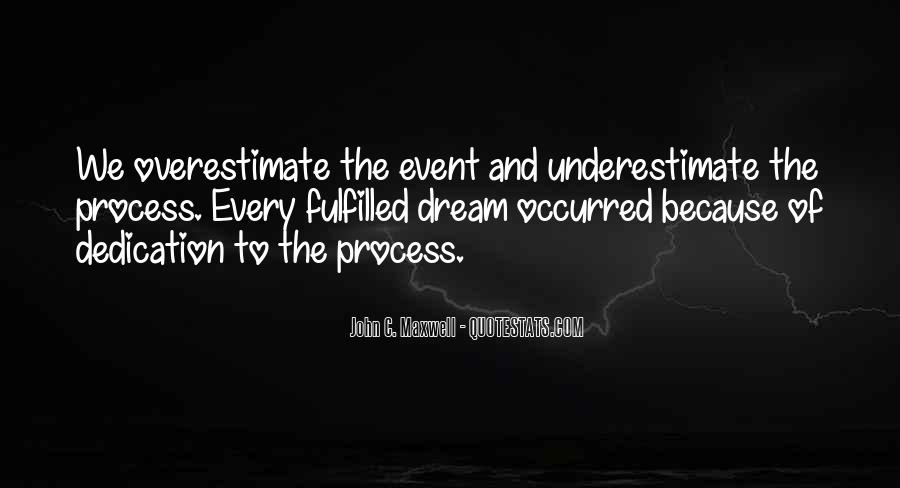 Quotes About Underestimate Someone #29809