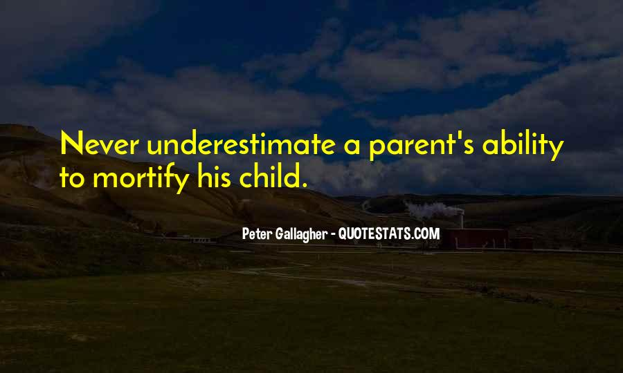 Quotes About Underestimate Someone #35926