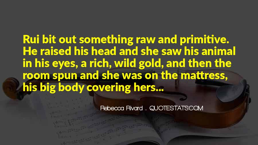 Quotes About Covering Up Your Body #132772