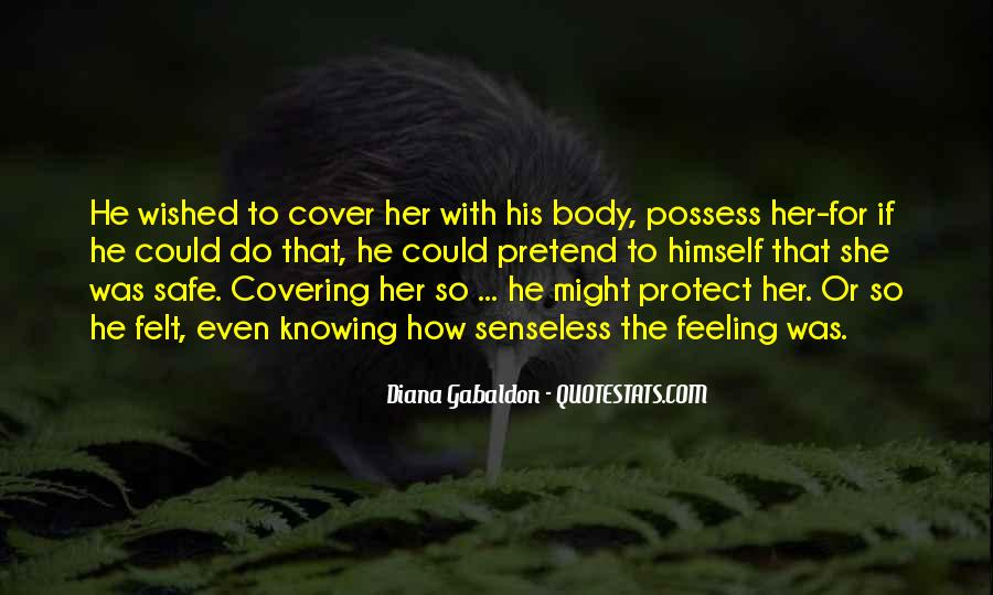 Quotes About Covering Up Your Body #1530382