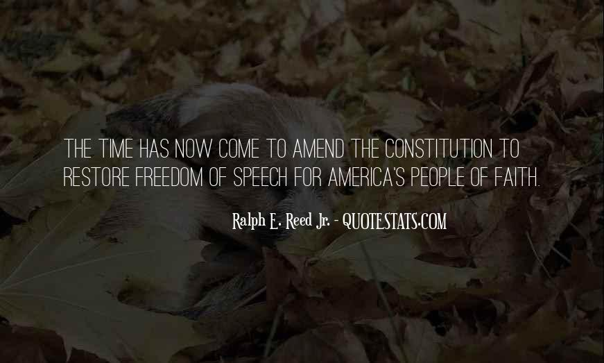 Quotes About Religious Freedom In America #135205
