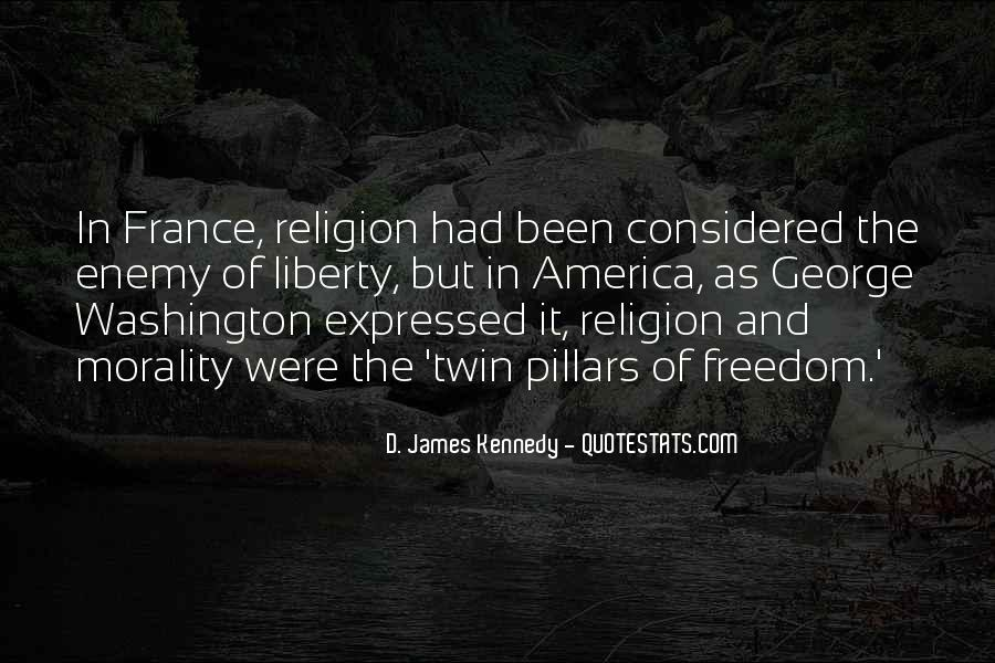 Quotes About Religious Freedom In America #517605