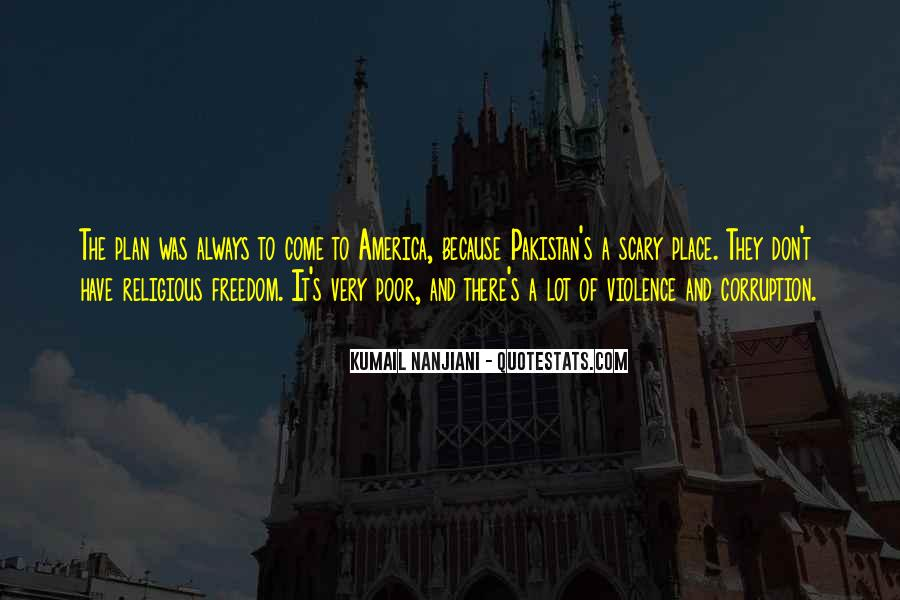 Quotes About Religious Freedom In America #570168