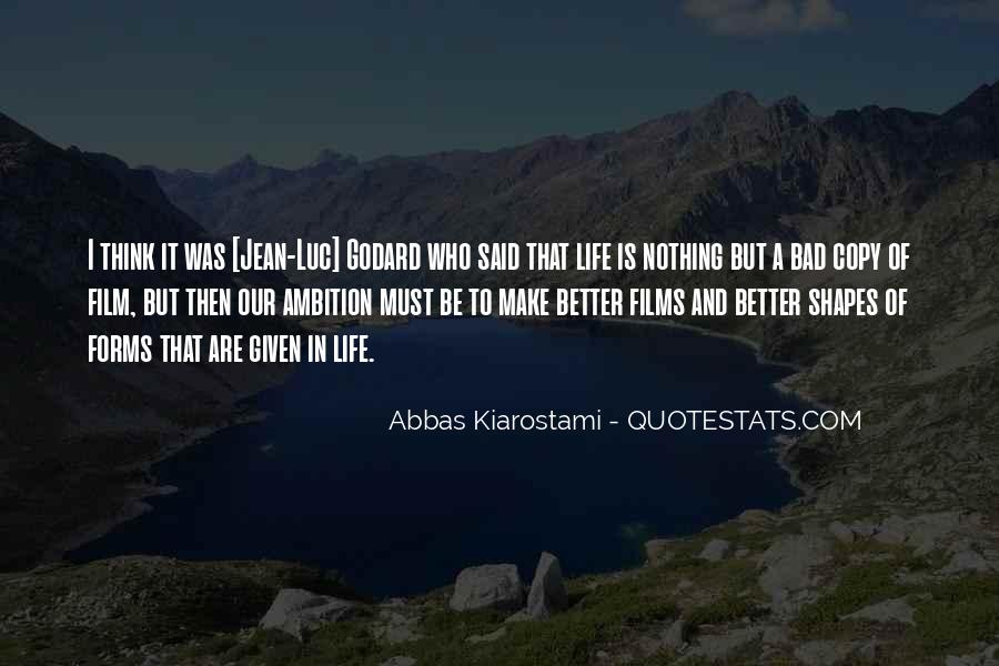 Quotes About Make It In Life #104754