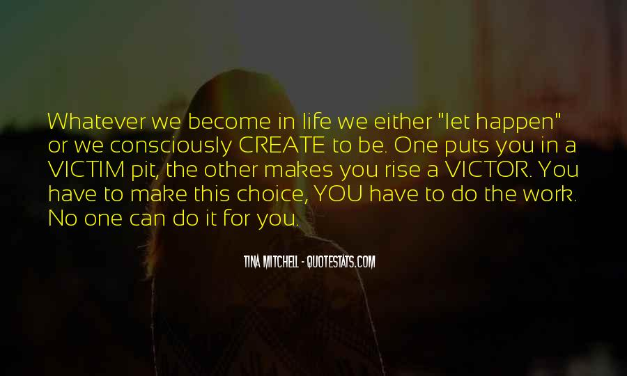 Quotes About Make It In Life #113991