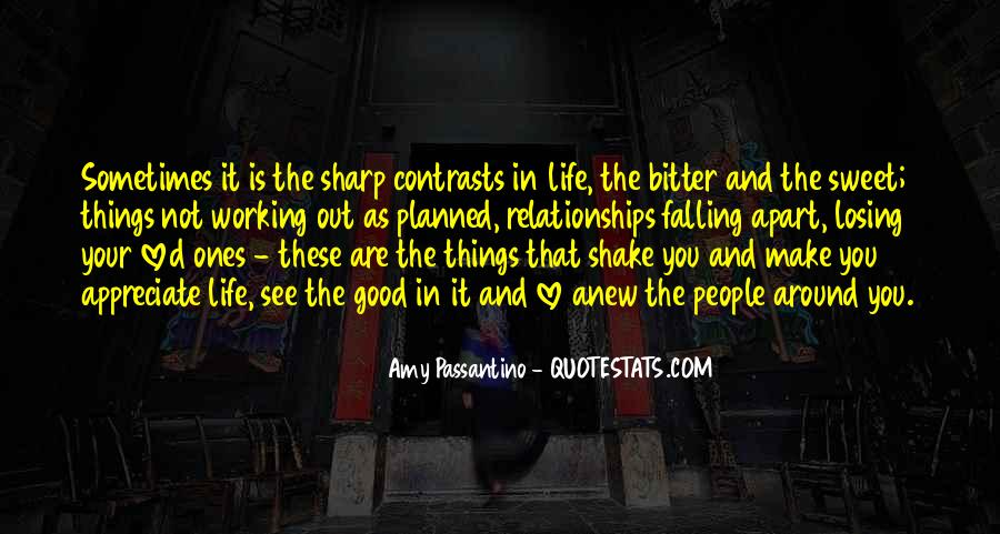 Quotes About Make It In Life #34739