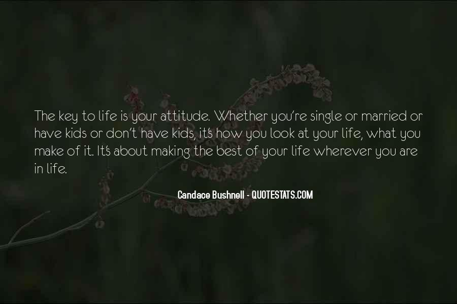 Quotes About Make It In Life #67016