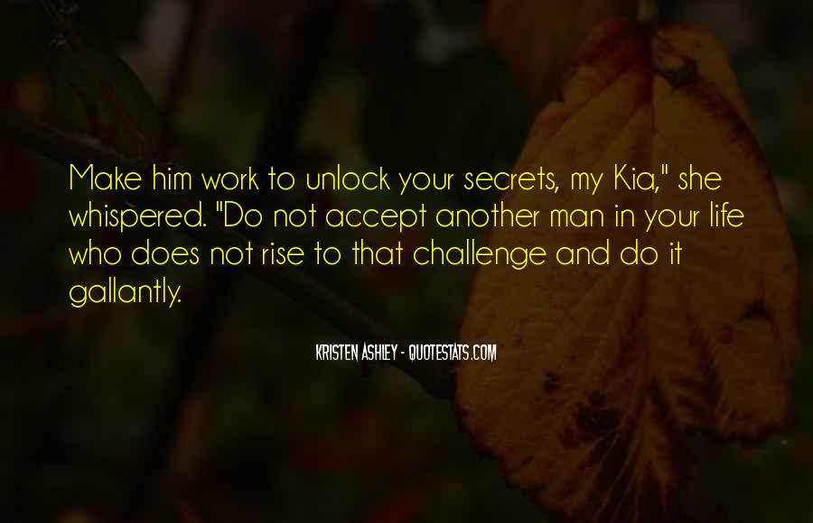Quotes About Make It In Life #70507