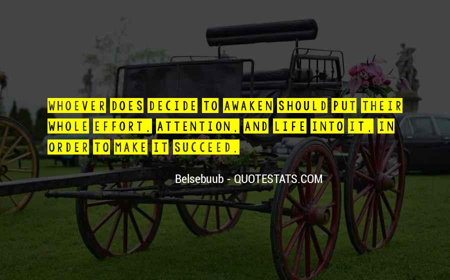 Quotes About Make It In Life #75345