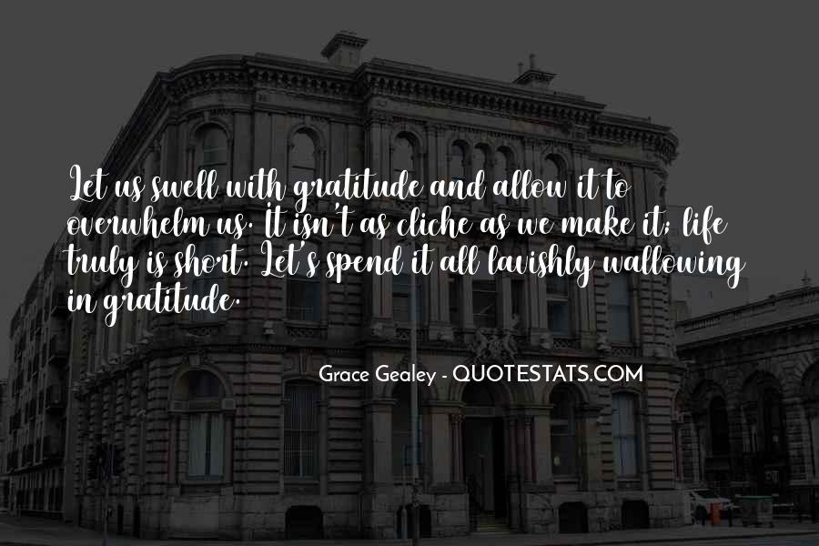 Quotes About Make It In Life #96092
