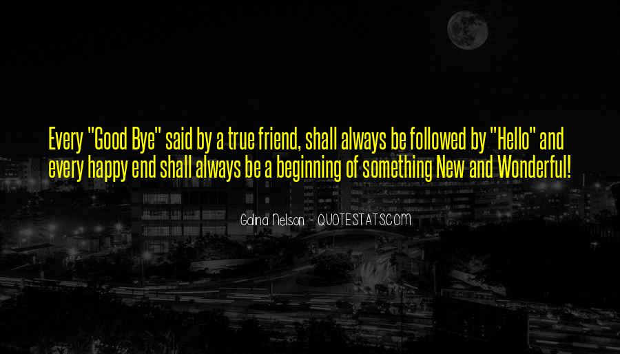 Quotes About New Beginning Love #1395323