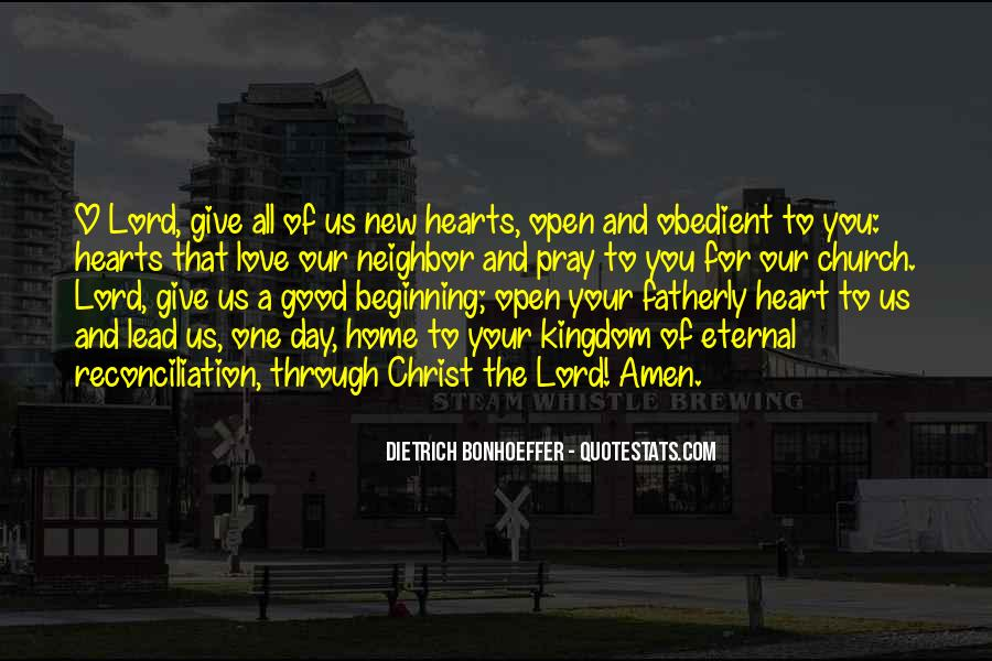 Quotes About New Beginning Love #780233