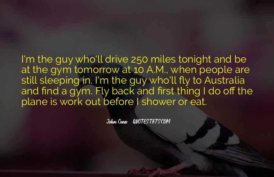 Quotes About Sleeping At Work #1240810