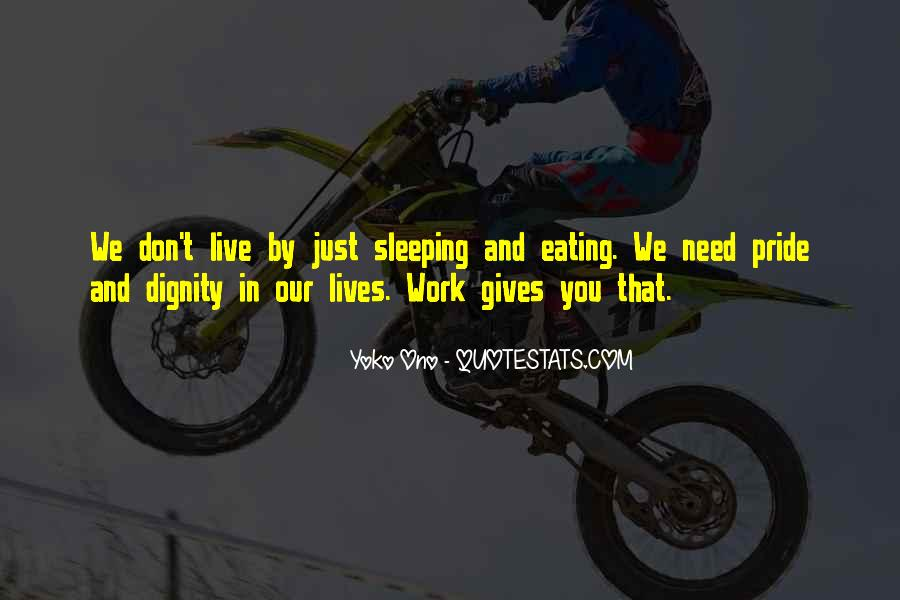 Quotes About Sleeping At Work #708882