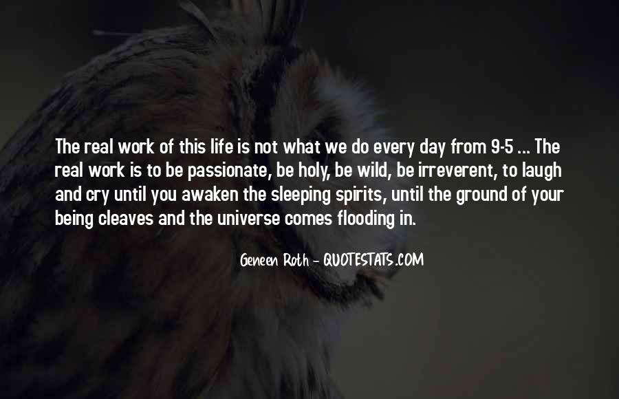 Quotes About Sleeping At Work #785157