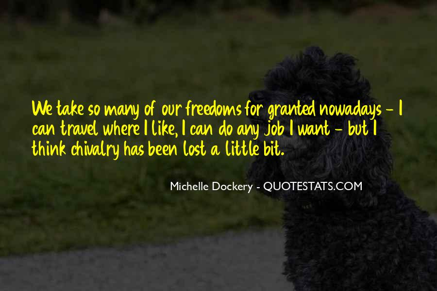 Quotes About Freedoms #101096