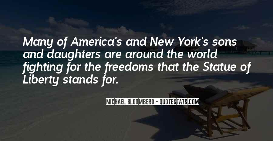 Quotes About Freedoms #115727