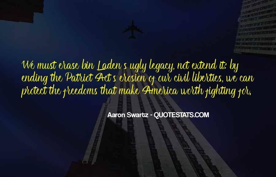 Quotes About Freedoms #218256