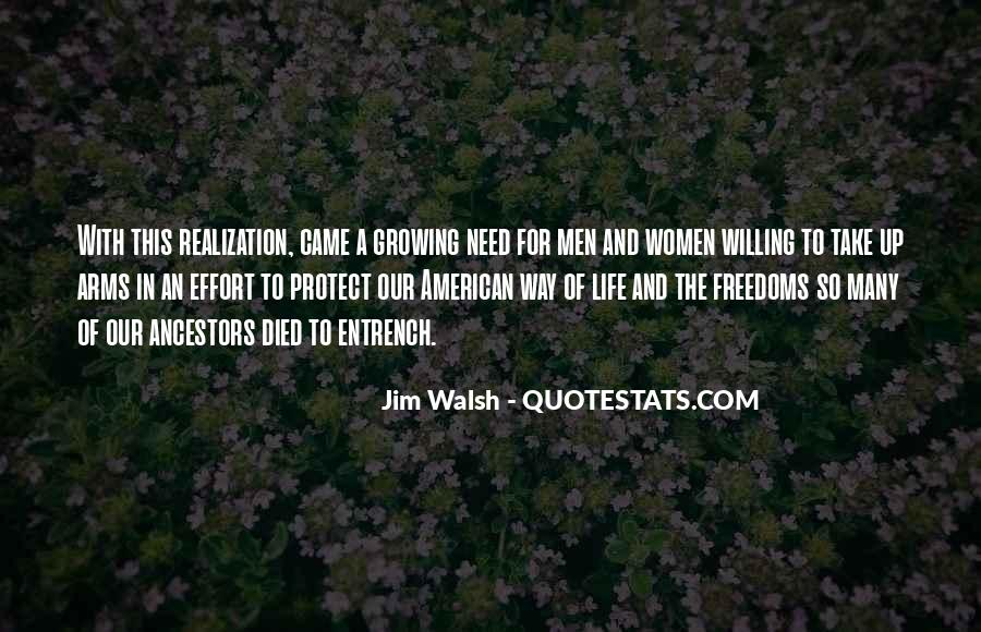Quotes About Freedoms #235535