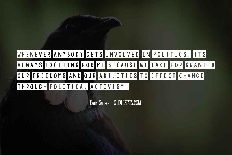 Quotes About Freedoms #239689