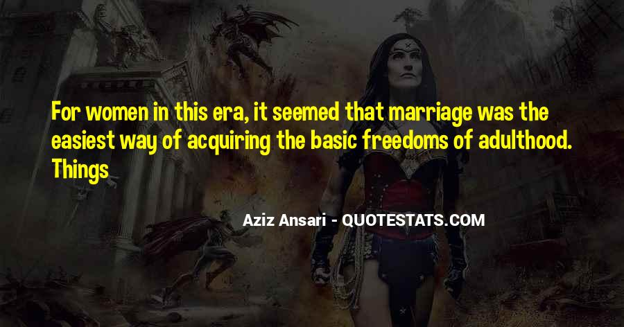 Quotes About Freedoms #35404