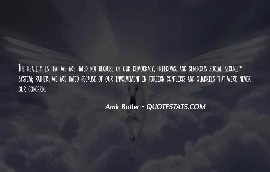 Quotes About Freedoms #442247