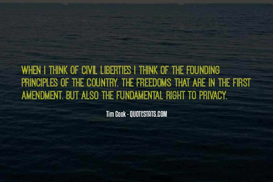 Quotes About Freedoms #456036