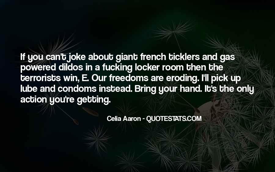 Quotes About Freedoms #53273