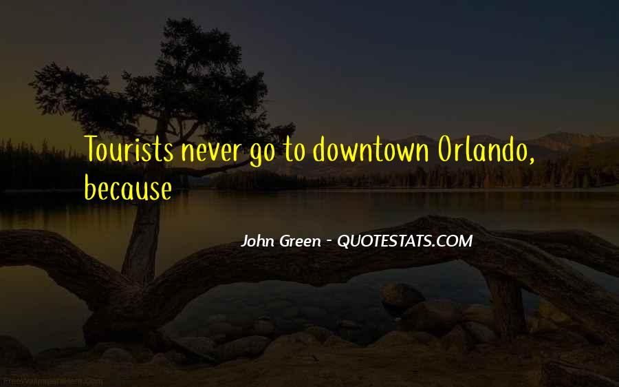 Quotes About Orlando #528625