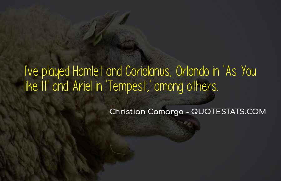 Quotes About Orlando #62011