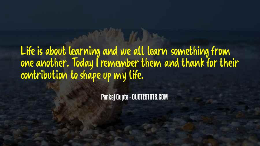 Quotes About Learners #1344312