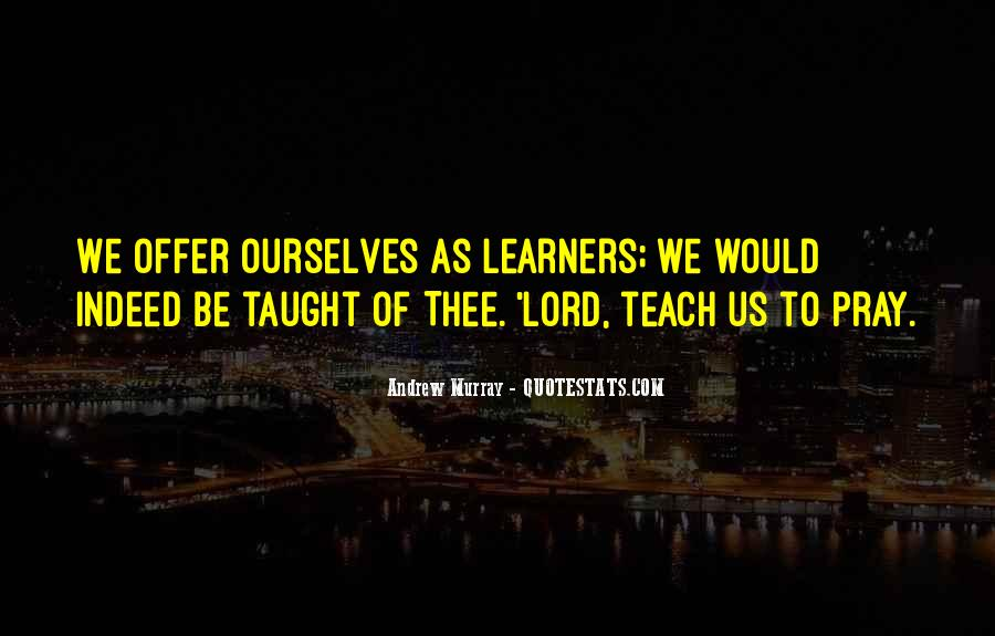 Quotes About Learners #251768