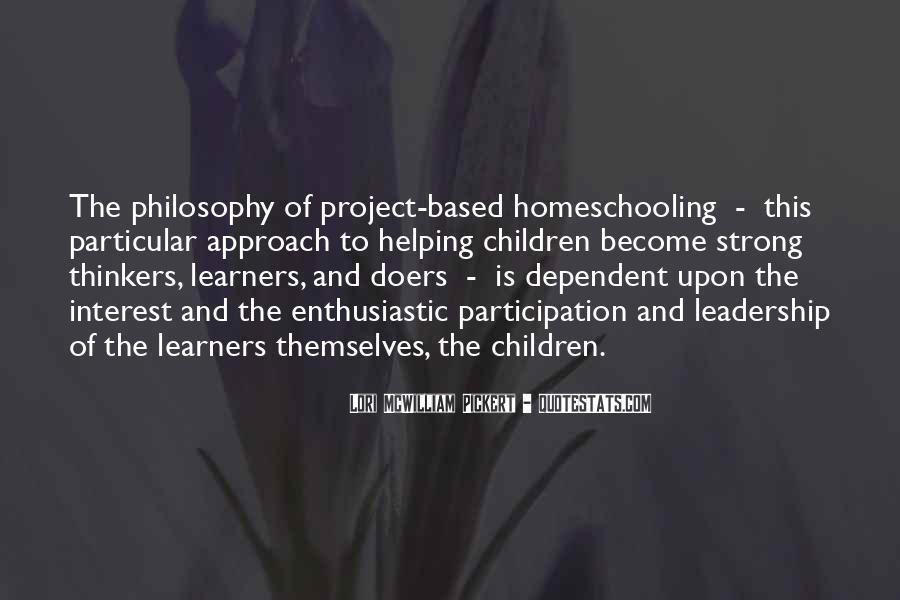 Quotes About Learners #298217