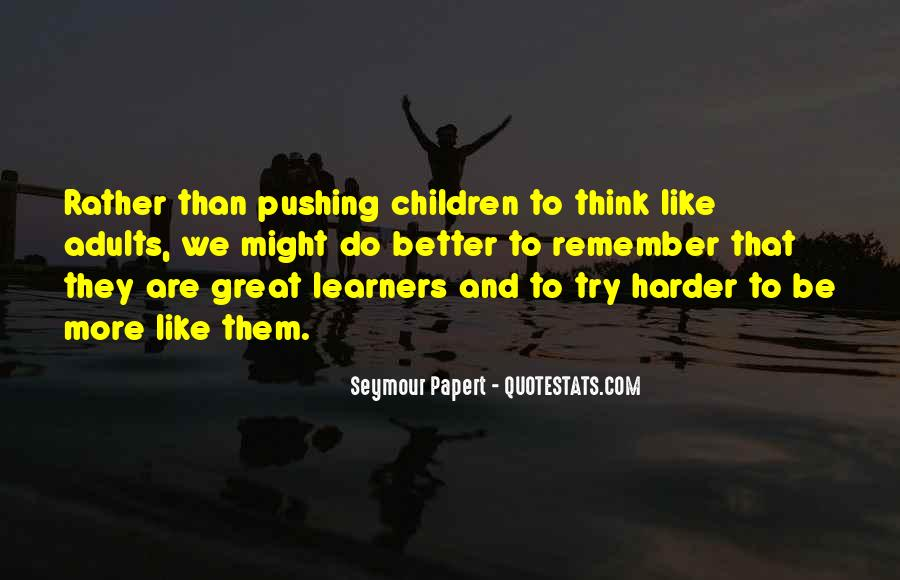 Quotes About Learners #551808